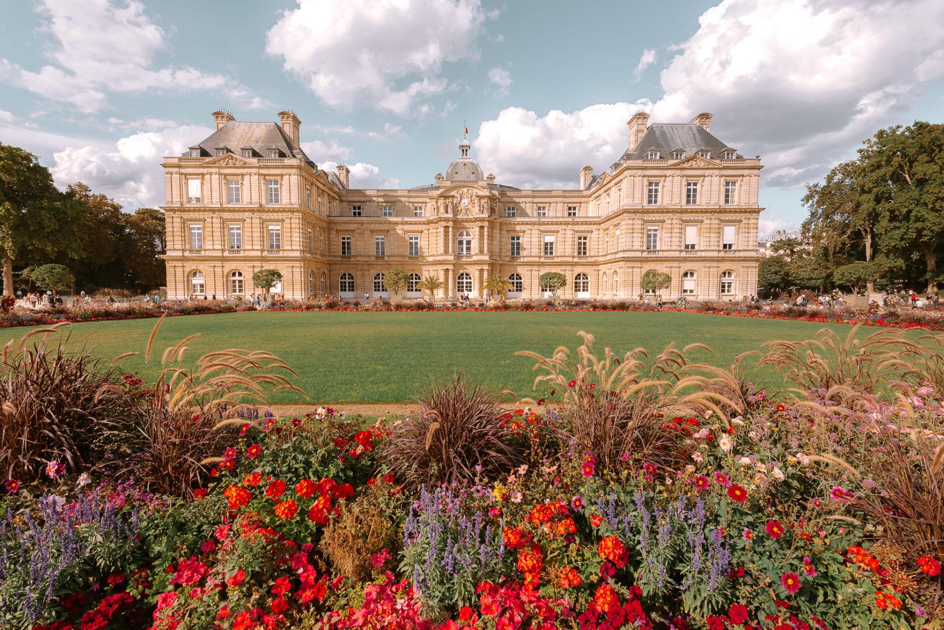 巴黎盧森堡花園 by 旅行攝影師張威廉 Wilhelm Chang