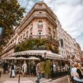 花神咖啡館 Café de Flore by Wilhelm Chang 張威廉