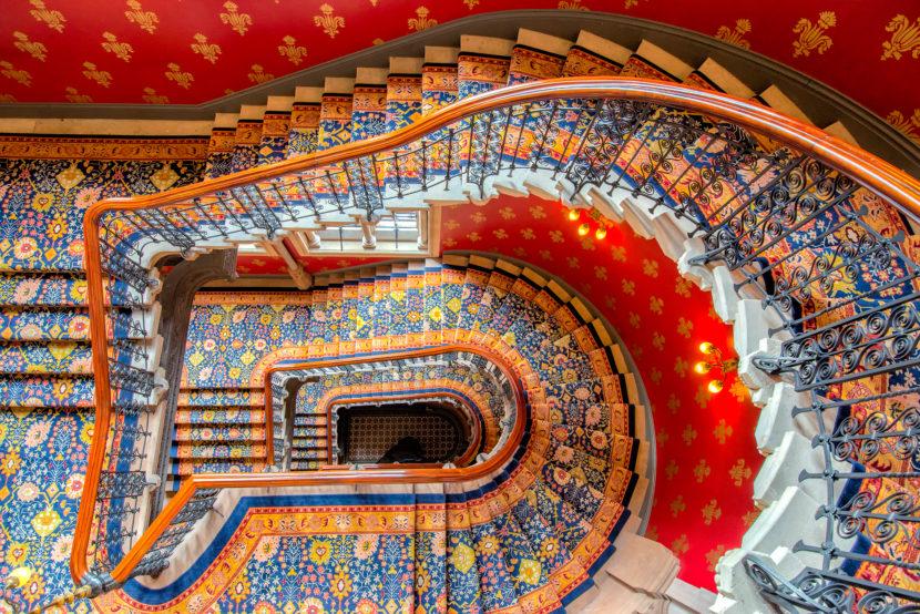 到英國攝影 倫敦絕美樓梯大集合 by 旅行攝影師 張威廉