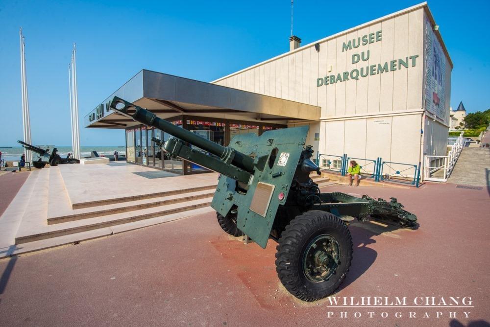 D-Day博物館 Musée du débarquement by 旅行攝影師張威廉