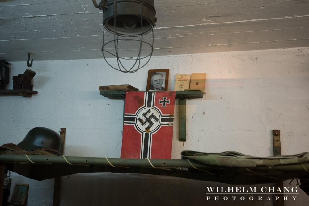 前德軍總部 大西洋堡壘博物館 Le Grand Bunker Musee by 旅行攝影師張威廉