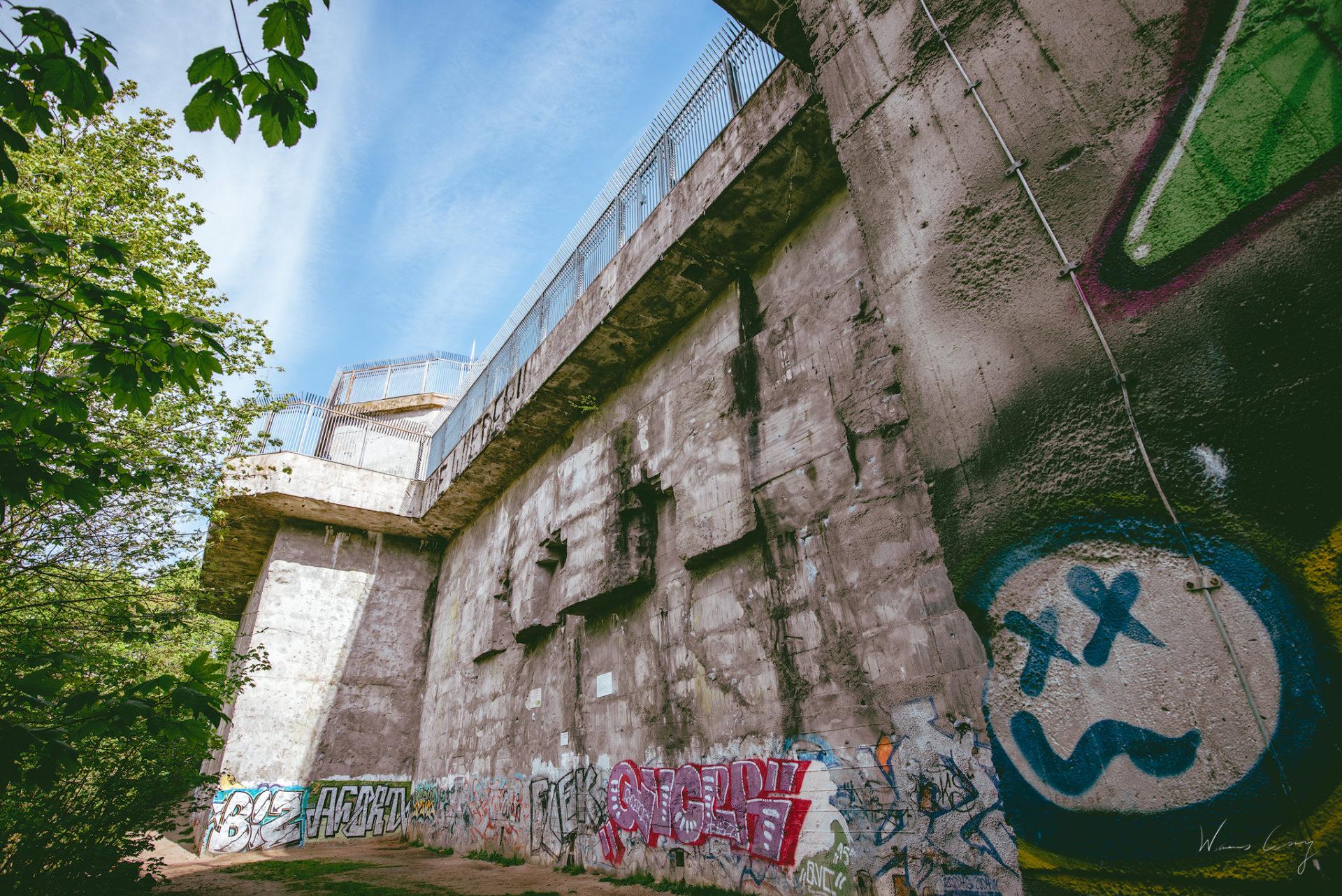 柏林納粹防空塔By 旅行攝影師張威廉 Wilhelm Chang