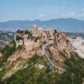 崩解中的美麗小鎮 義大利天空之城 Civita di Bagnoregio by 旅行攝影師 張威廉
