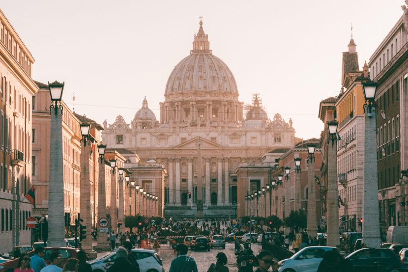 巨大的小國 先知之地梵蒂岡 Vatican by 旅行攝影師張威廉