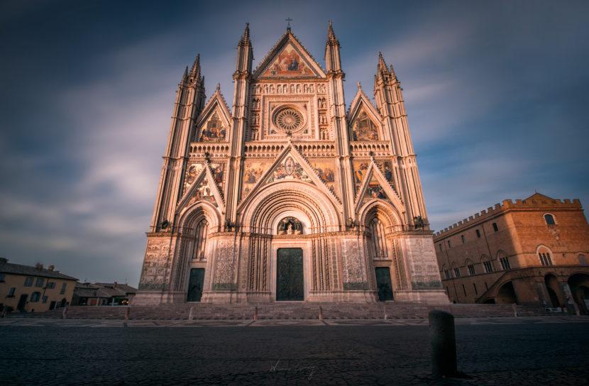 義大利 奧維多 Orvieto 一個地表兩個世界 by 旅行攝影師張威廉 Wilhelm Chang