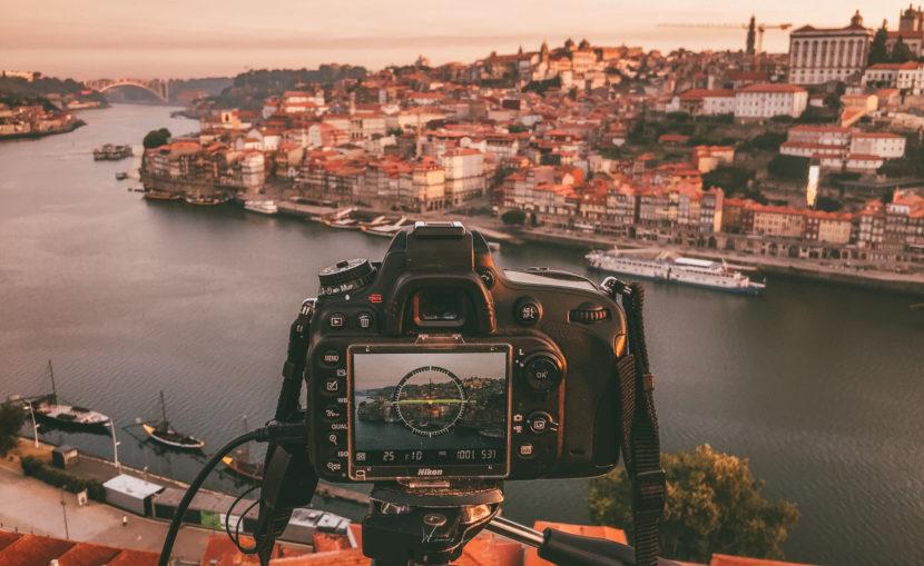 全職旅行 實驗 以旅行攝影師為例