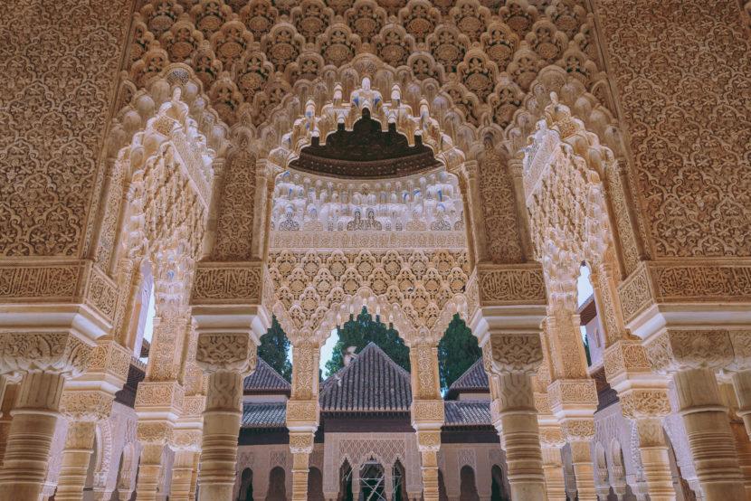 格拉納達 在歐洲體會伊斯蘭之美 by 旅行攝影師張威廉 Wilhelm Chang