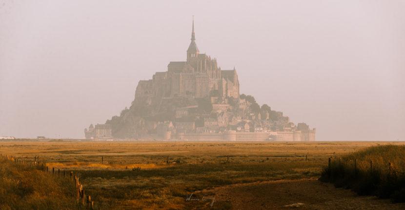 聖米歇爾山介紹與旅行建議 by 旅行攝影師 張威廉 Wilhelm Chang