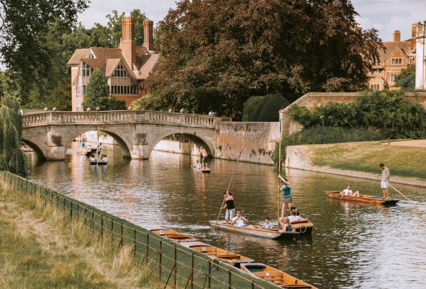 劍橋 一日遊景點介紹 Cambridge by 旅行攝影師 張威廉 Wilhelm Chang
