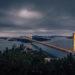 瀨戶大橋 世界最長鐵公路橋