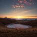 雲海上的冰河遺跡 嘉明湖