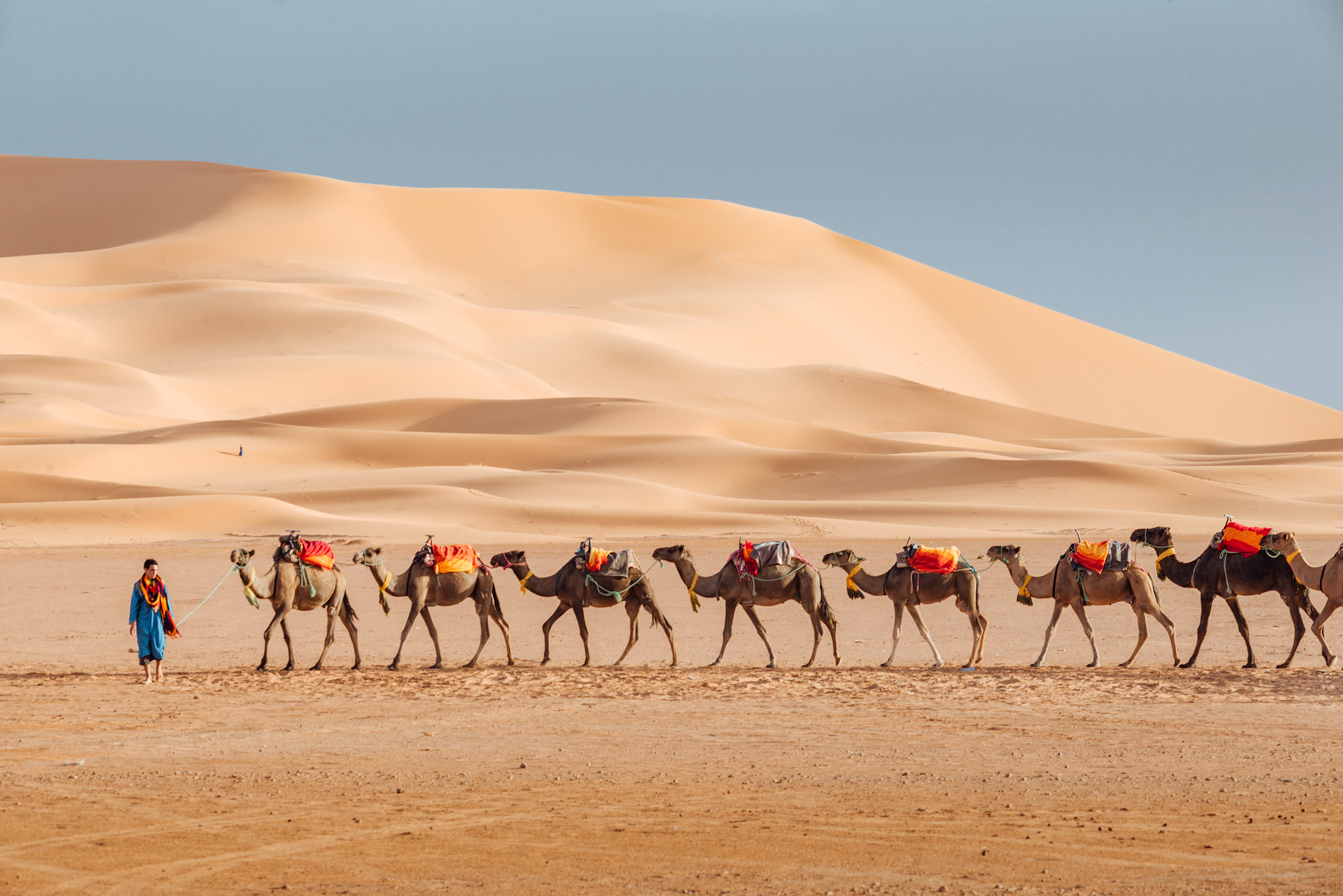 撒哈拉沙漠by旅行攝影師張威廉Wilhelm Chang