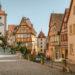 羅騰堡 可愛的中世紀童話小鎮